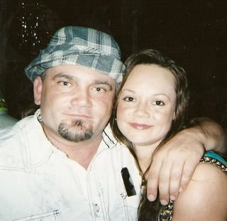 Russell Hantz and his wife Melani Hantz