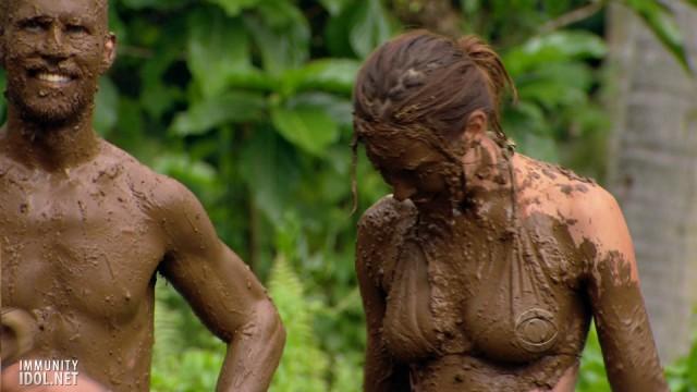 Sexy muddy girls gif — img 10